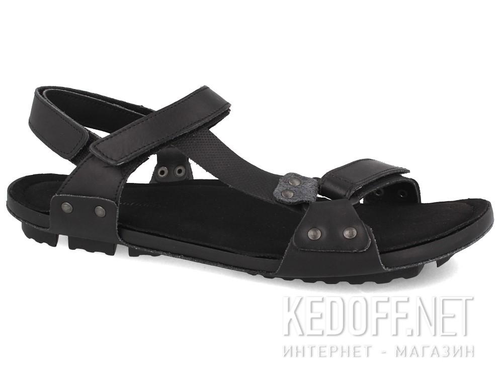 Купить Мужские сандалии Las Espadrillas 06-0256-001   (чёрный)