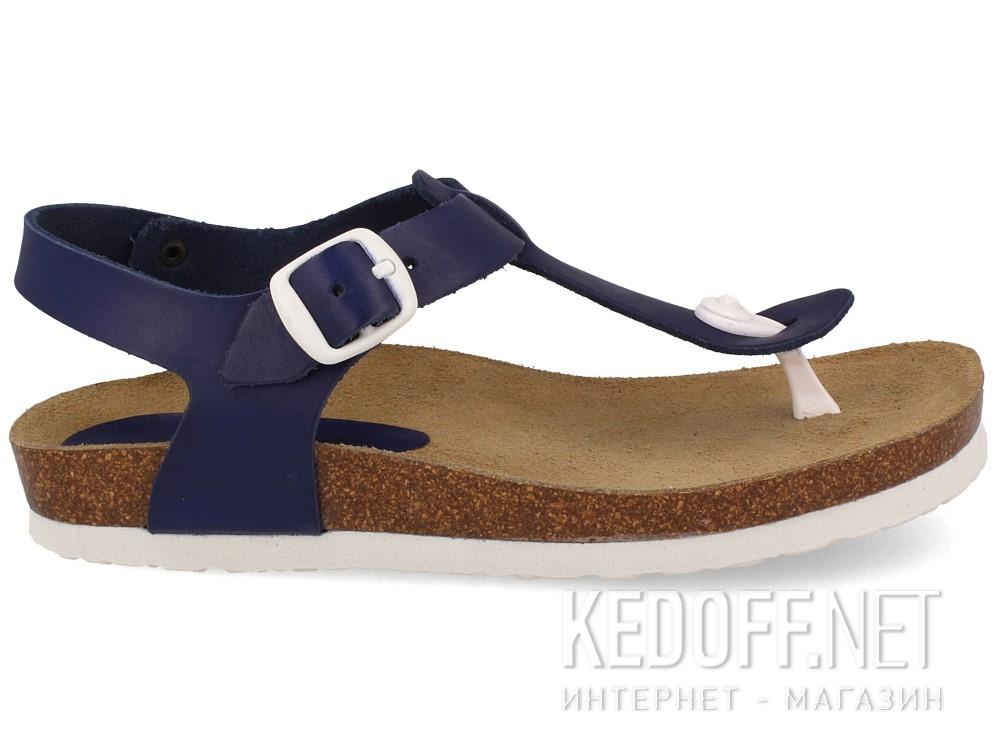 Sandały Las Espadrillas 07-0278-002 (niebieski) купить Украина