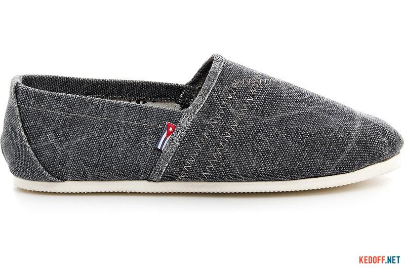 Летняя обувь Las Espadrillas Grey Jeans 1015-37