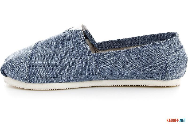 Літні еспадрільї Las Espadrillas Blue Jeans 1015-40