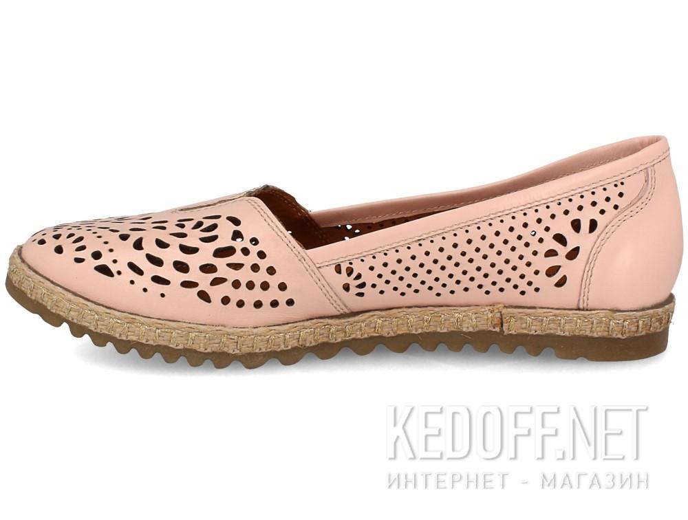Балетки Las Espadrillas 1106-34   (розовый) купить Украина