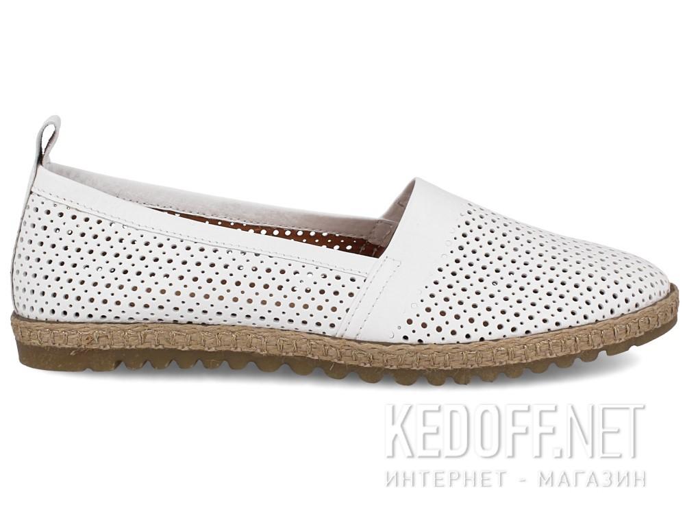Мокасины Las Espadrillas 14061-13   (белый) купить Украина