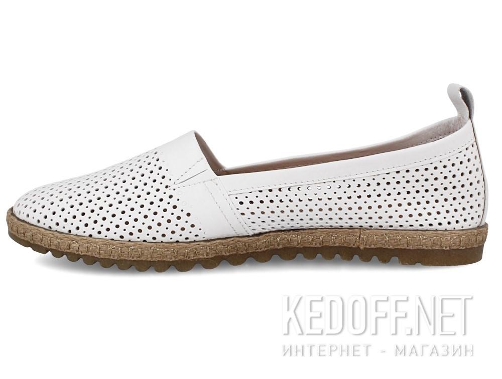 Мокасины Las Espadrillas 14061-13   (белый) купить Киев