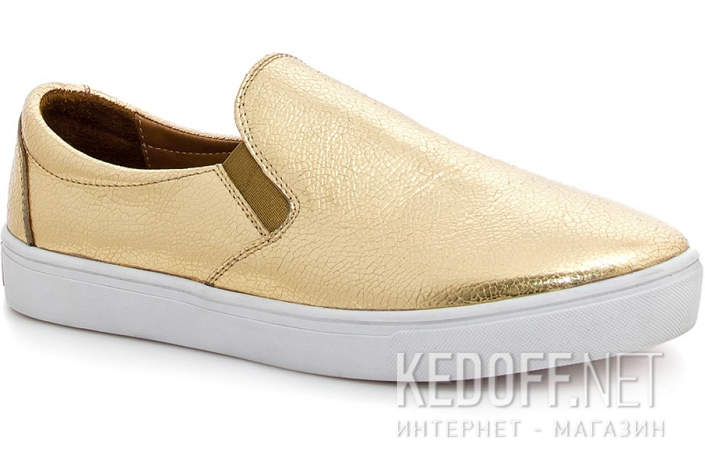 Слипоны Las Espadrillas Golden City 14211-79