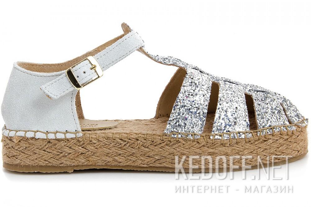 Spanish women's jute sandals Las Espadrillas 1443-14