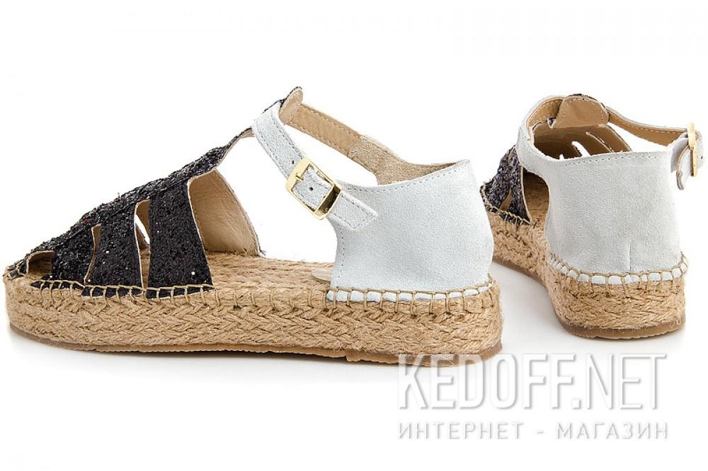Spanish women's sandals Las Espadrillas 1443-27
