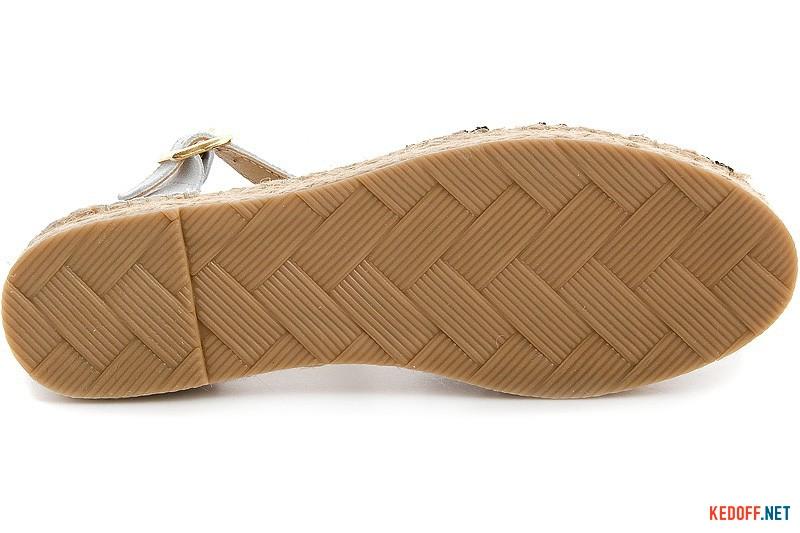 Sandals jute outsole Las Espadrillas 1443-271