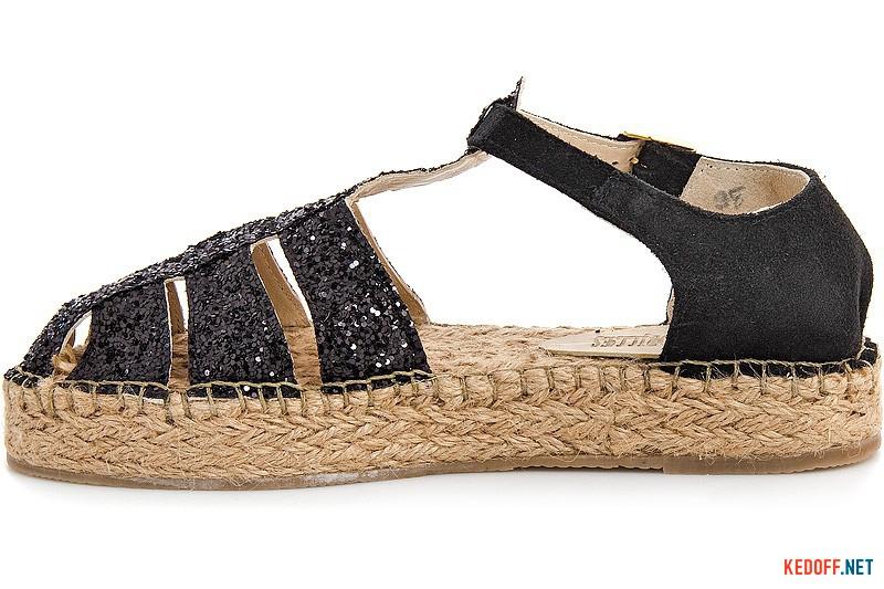 Sandals jute shoes Las Espadrillas 1443-272