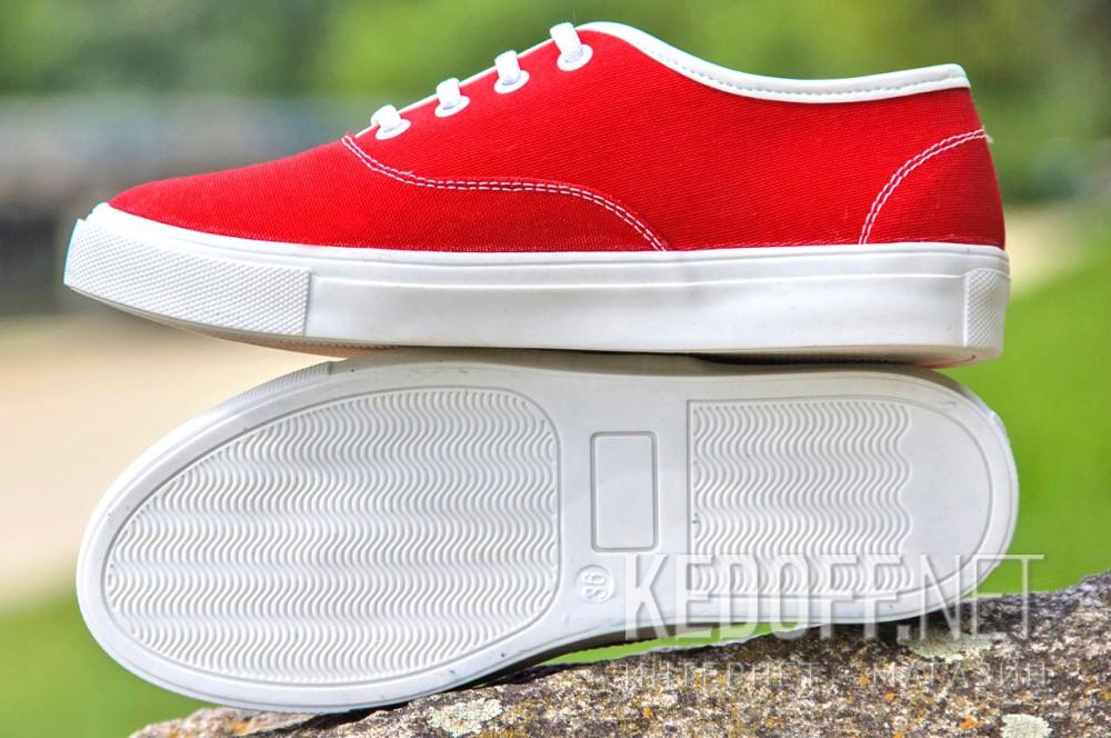 Sneakers Las Espadrillas Original 1504-08 Red