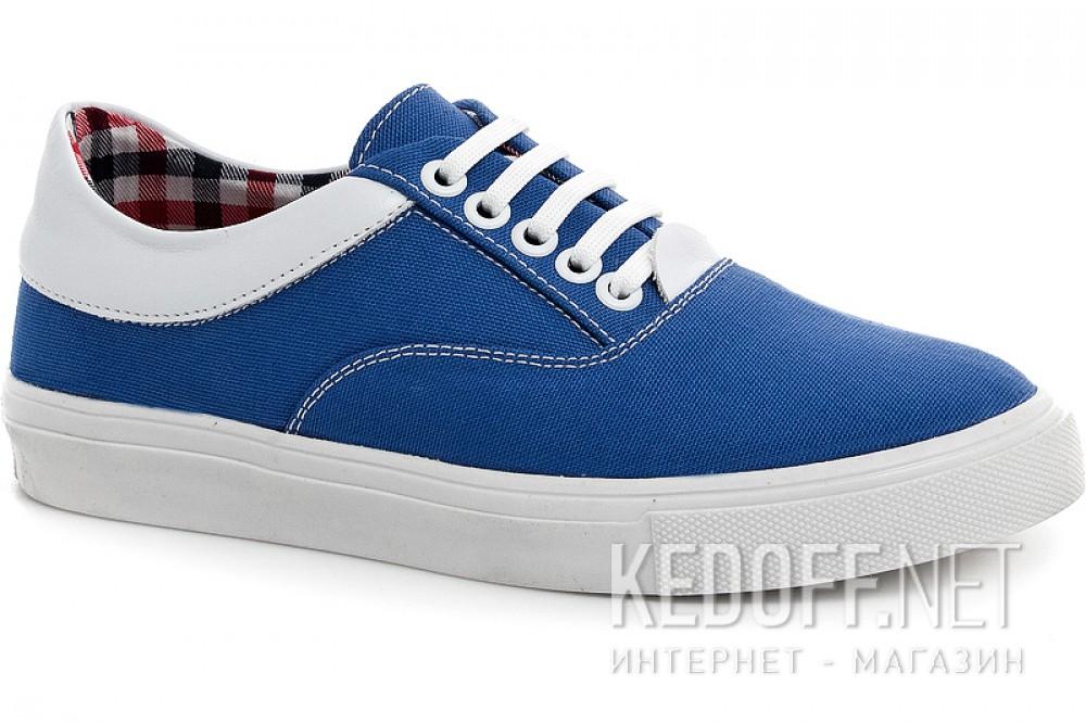 Купить Женская текстильная обувь Las Espadrillas 1508-01   (голубой)