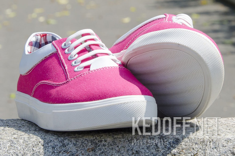 Girls canvas shoes Las Espadrillas Original 1508-05