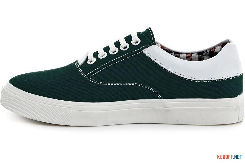 Sneakers Las Espadrillas Original 1508-09 Dark Green