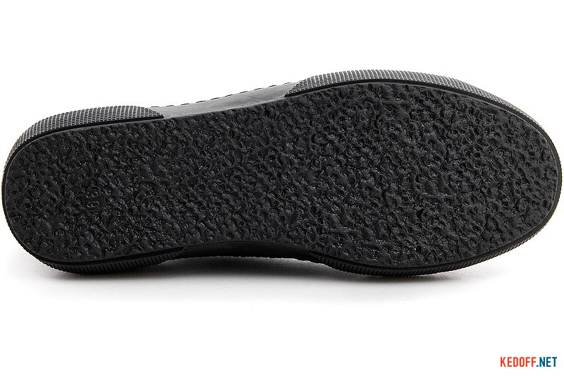 Sneakers low Las Espadrillas 1518-27SH Black
