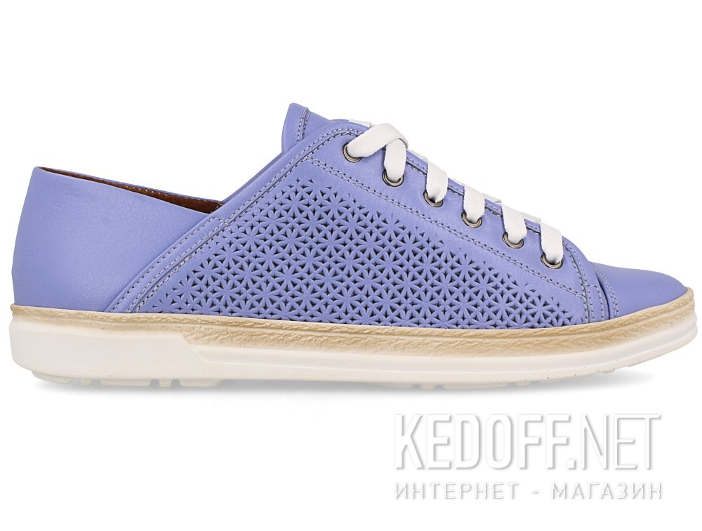 Кеды Las Espadrillas 15481-42 унисекс   (голубой) купить Украина