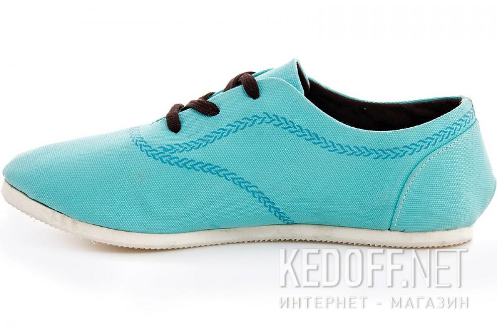 Women's sneakers Las Espadrillas Soul 1550-43 Limpet Shell