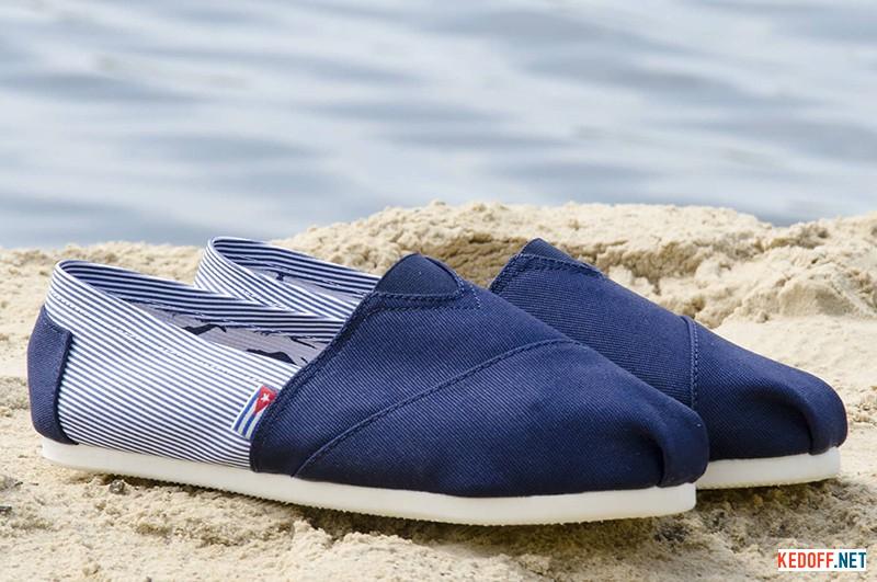 Summer shoes Las Espadrillas 2023-3 dark blue