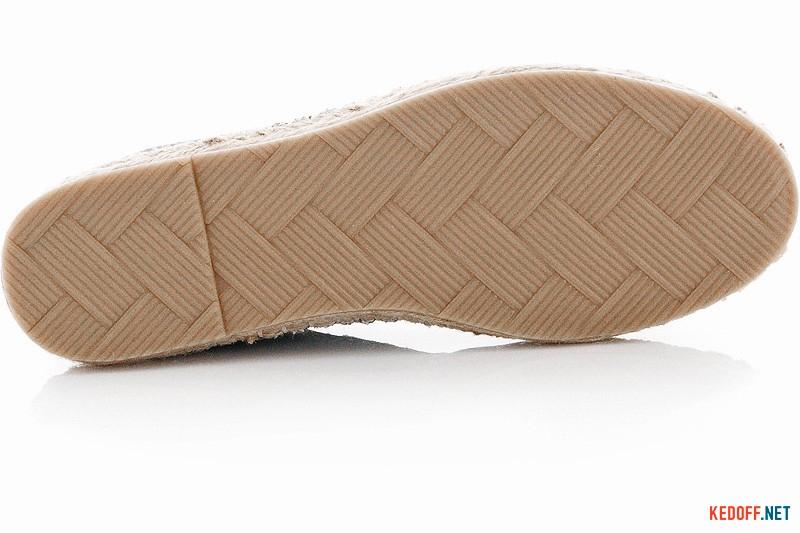 Летние женские эспадрильи на шнурках Las Espadrillas 2091-34