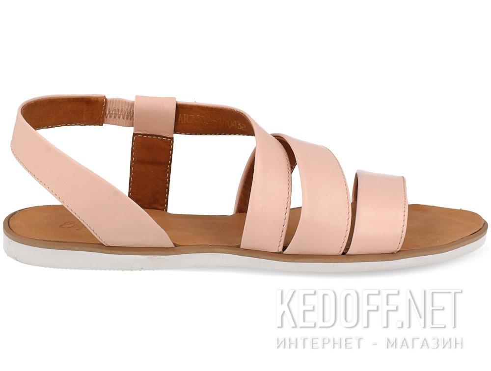 Сандалии Las Espadrillas 2209-34  (розовый) купить Украина