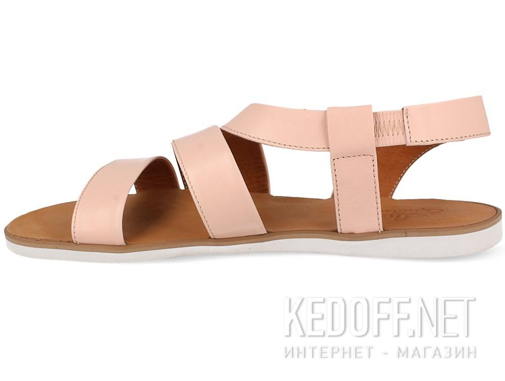 Сандалии Las Espadrillas 2209-34  (розовый) купить Киев