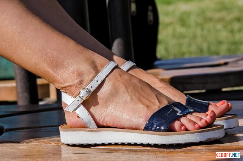 Женские сандалии Las Espadrillas 22181-89