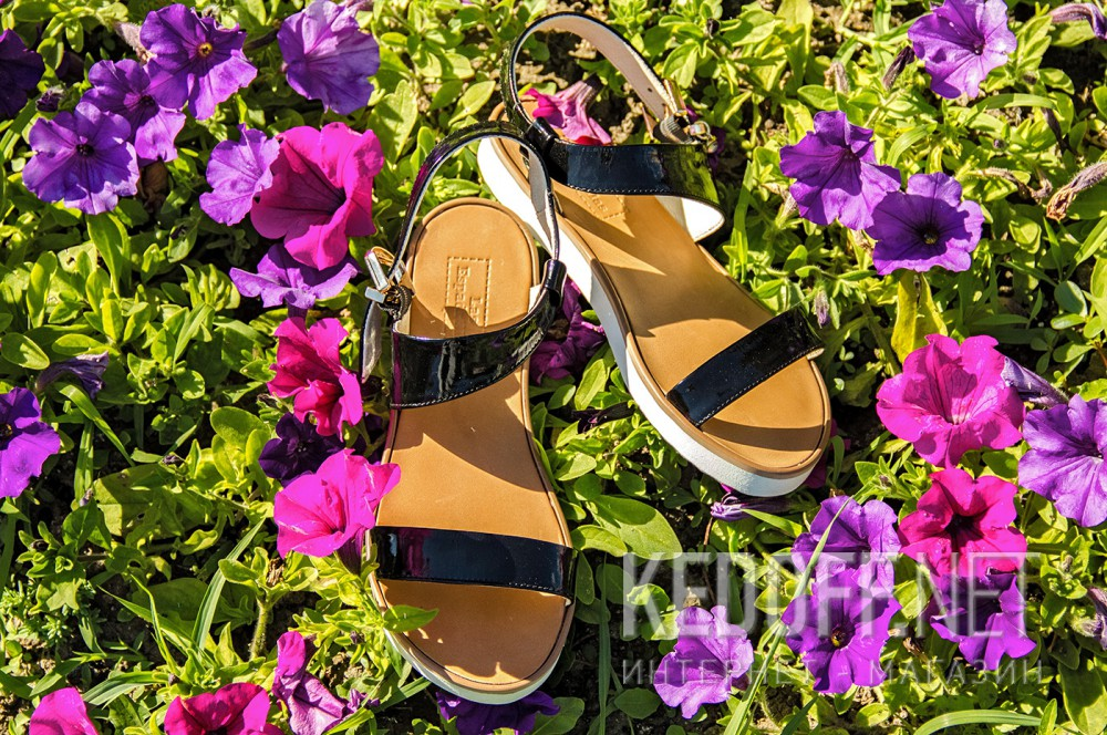 Sandals Las Espadrillas 2239-20Sd Comfort outsole