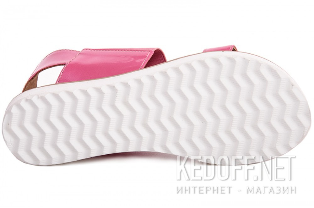 Женские сандали Las Espadrillas 2244-34 Розовые