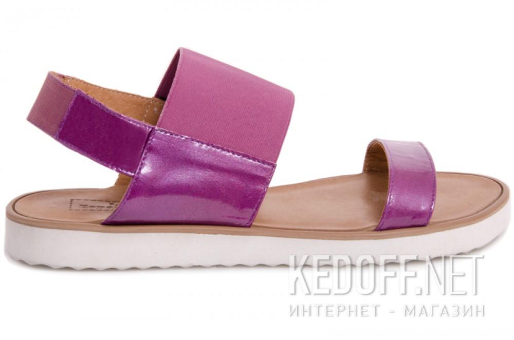 Womens sandals Las Espadrillas 2248-24 Light violet