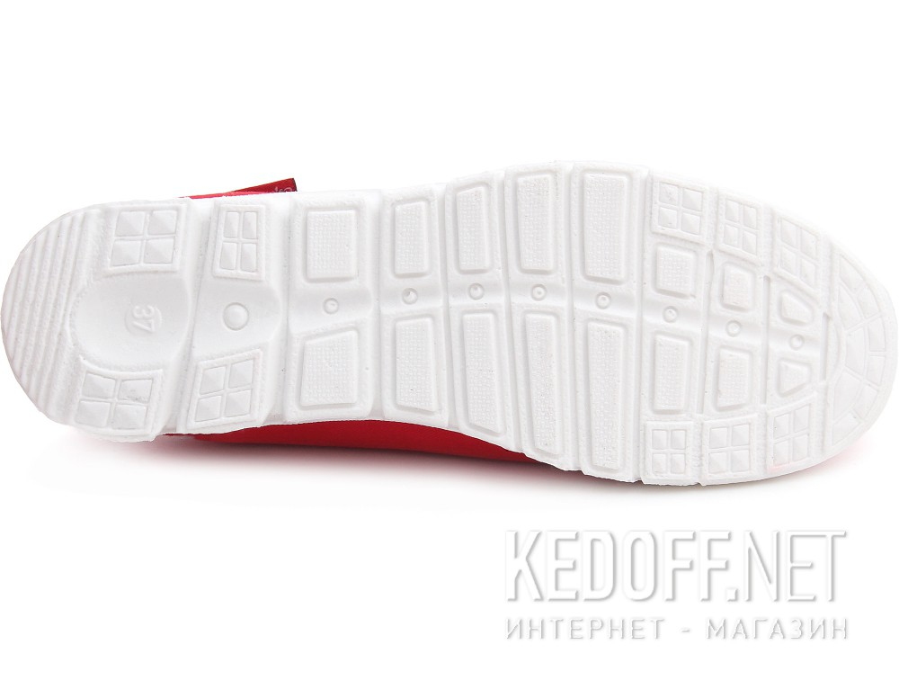Sports Las Espadrillas flats Red Ballet Motion Foam 22636-47Sp