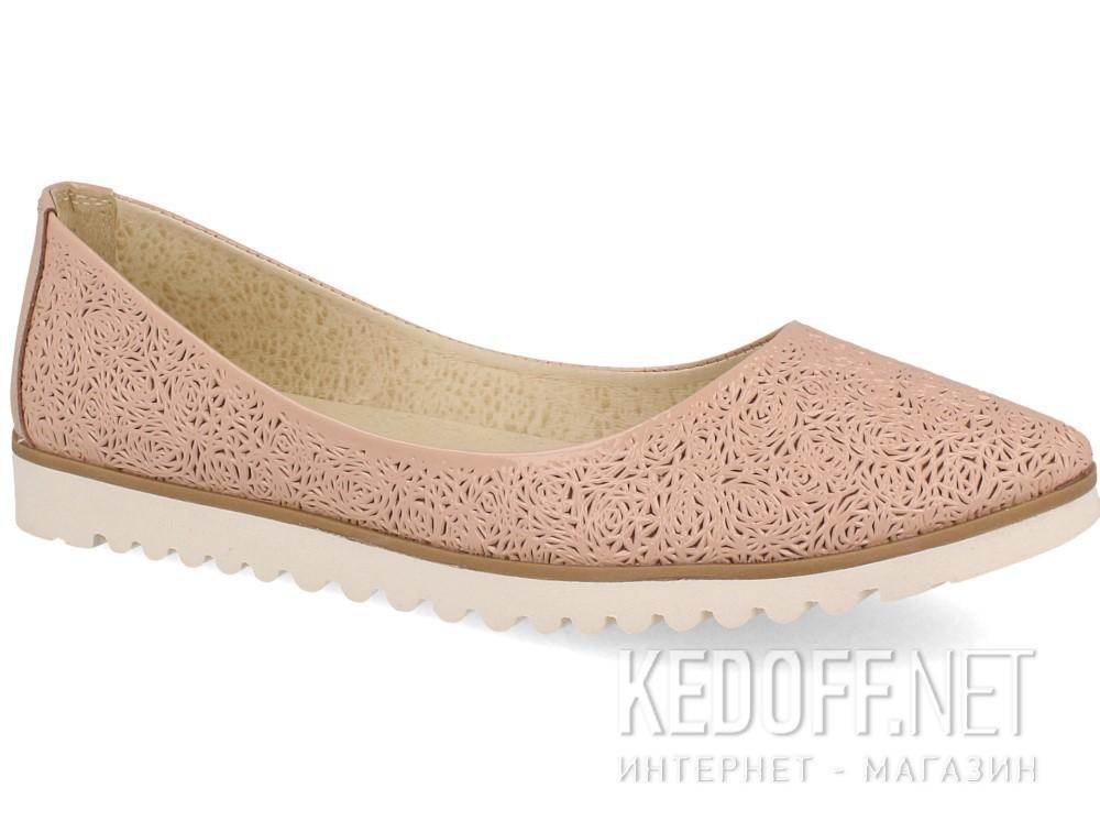 Балетки Las Espadrillas 240-2-34 (Рожевий) в магазині взуття Kedoff ... 46b0c7ace38ea