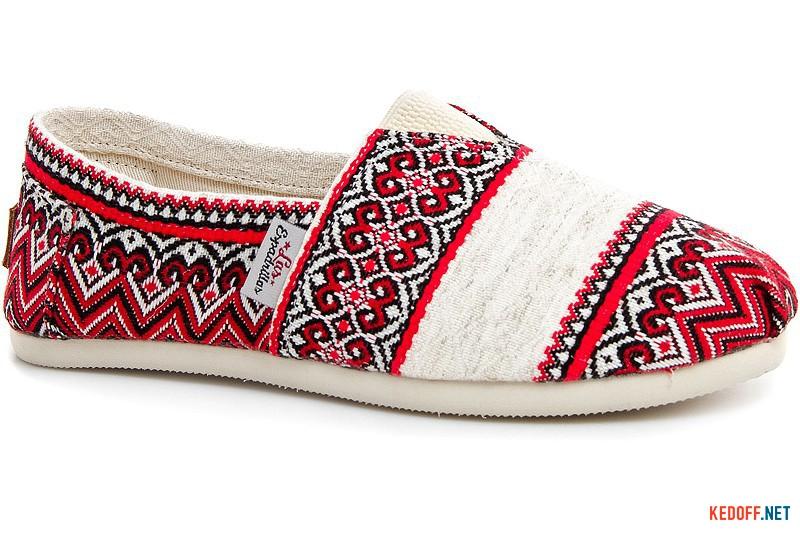 Espadrilles Las Espadrillas 3015-64 Embroidery