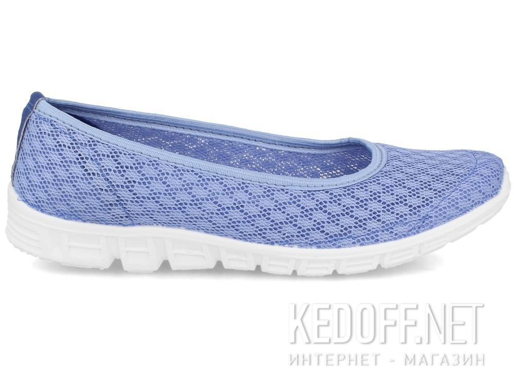 Балетки Las Espadrillas Blue Marine 32636-40 (блакитний) купить Киев