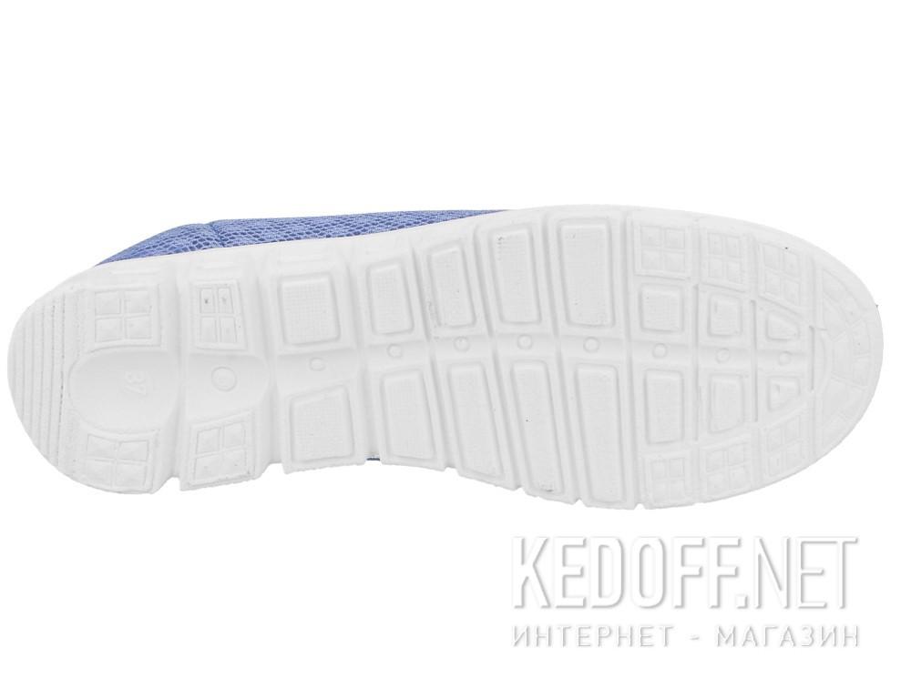 Цены на Балетки Las Espadrillas Blue Marine 32636-40 (голубая сеточка)