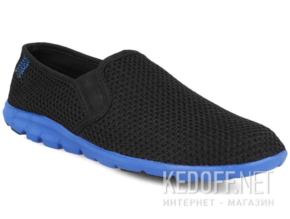 Купить Мужские слипоны Las Espadrillas 4064-27   (чёрный)