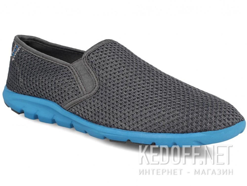 Купить Мужские слипоны Las Espadrillas 4064-37   (серый)