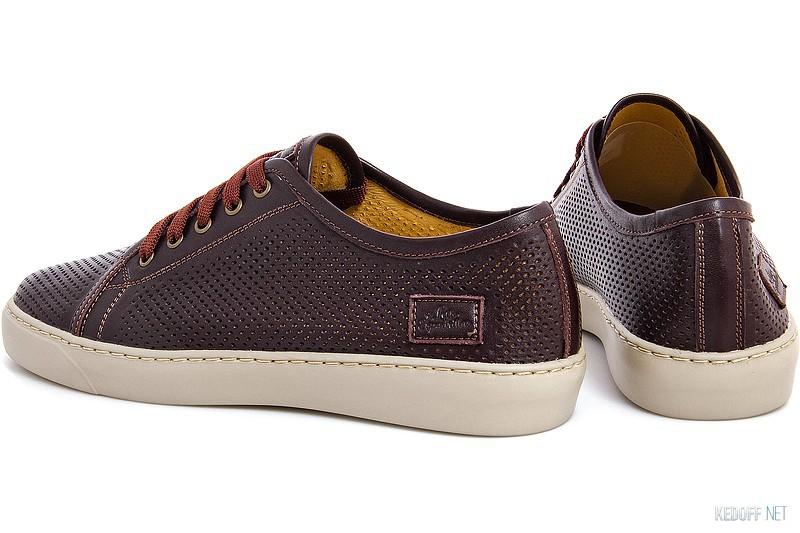 Мужские сникерсы Las Espadrillas Leather Low 4077-45