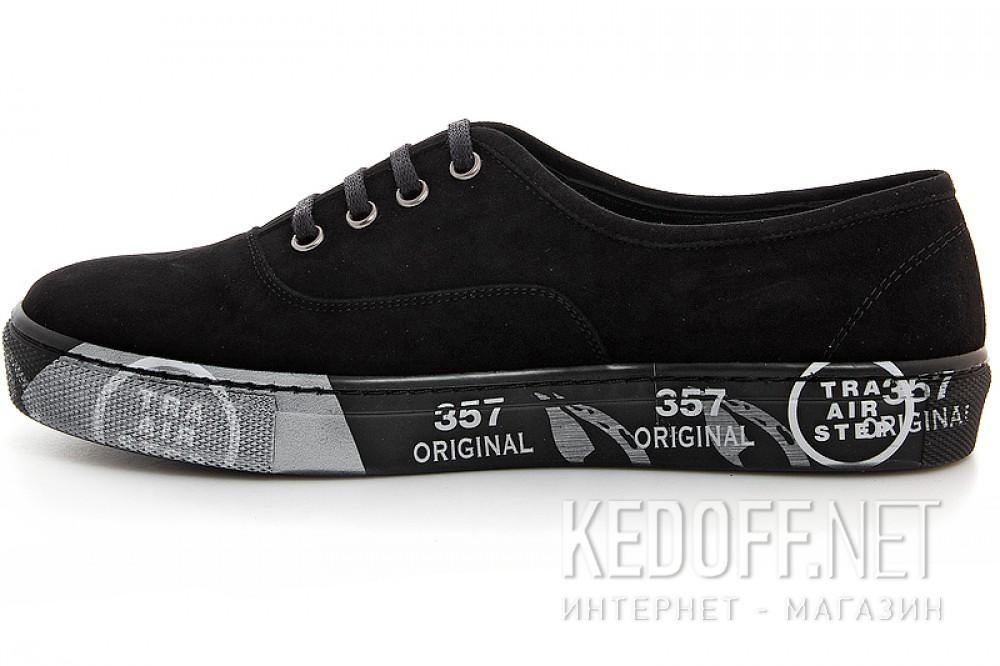 Конверсы Las Espadrillas 4510506-27SH унисекс   (чёрный) купить Киев