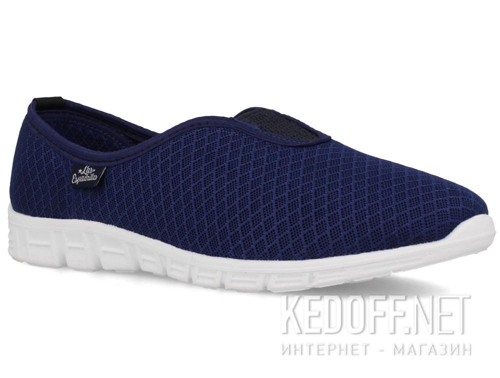 Спортивная обувь Las Espadrillas 500817-89   (тёмно-синий) купить Украина