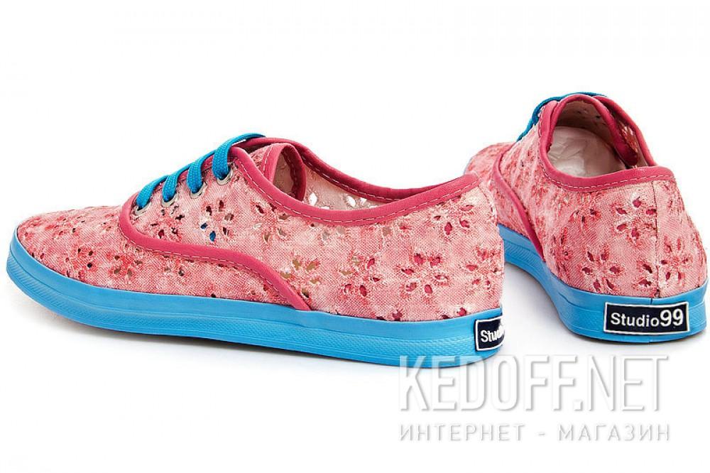 Women's shoes Las Espadrillas 513-34 Pink