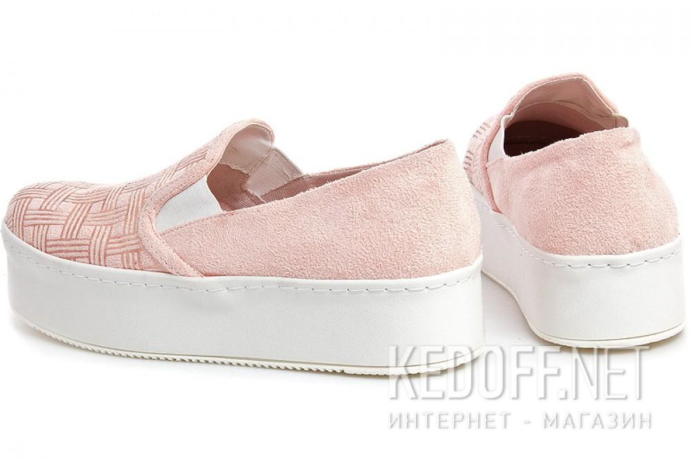 Сліпони Las Espadrillas 5135 SL унісекс (Рожевий) купити Україна