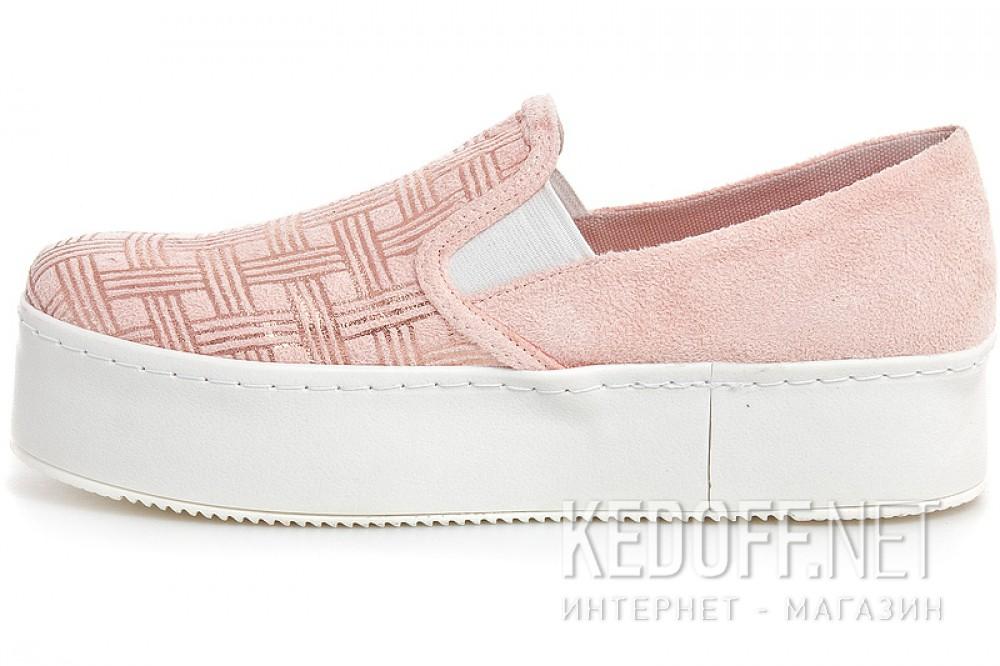 Сліпони Las Espadrillas 5135 SL унісекс (Рожевий) купить Киев