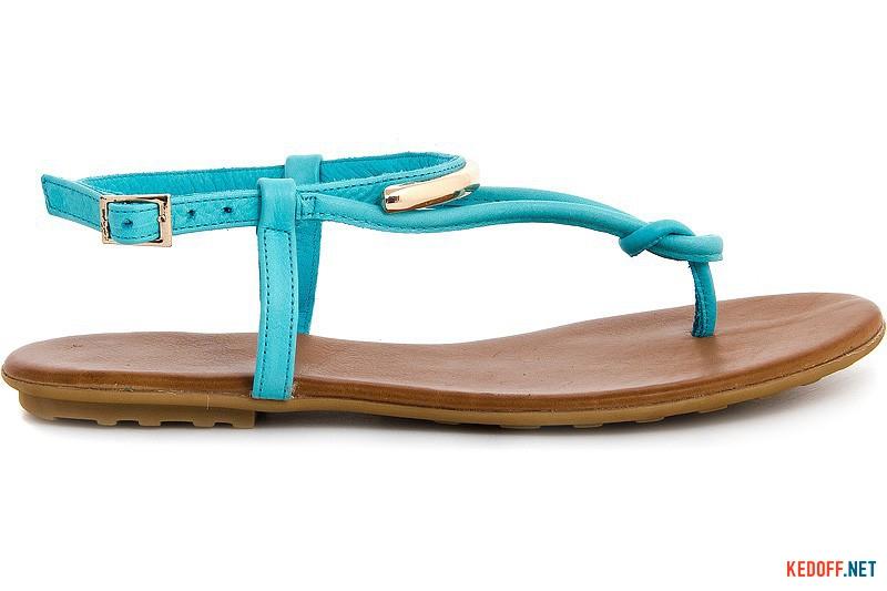 Womens sandals Las Espadrillas Sunkiss 5244-43