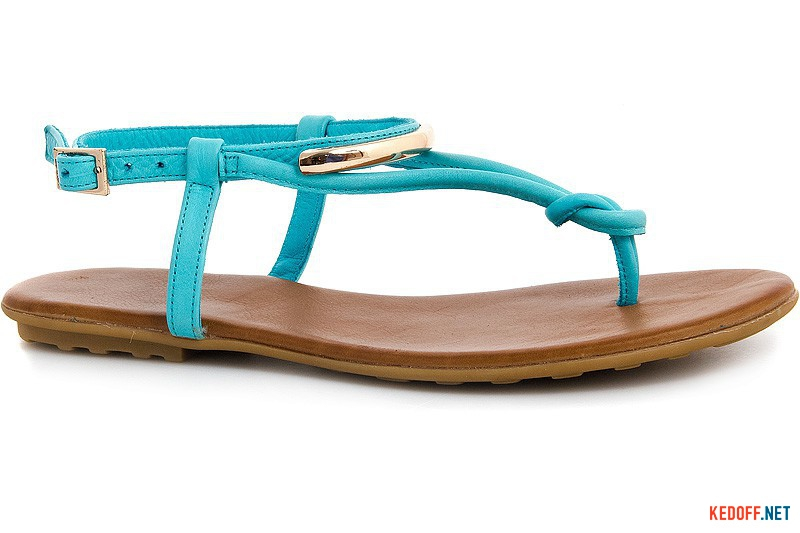 Womens sandals Las Espadrillas Sunkiss 5244-43