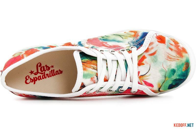 Las Espadrillas 5303-22SH