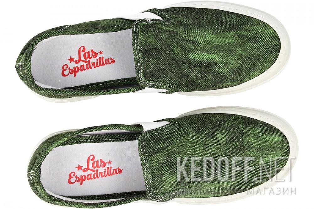 Кеды Las Espadrillas Heel 5718-221