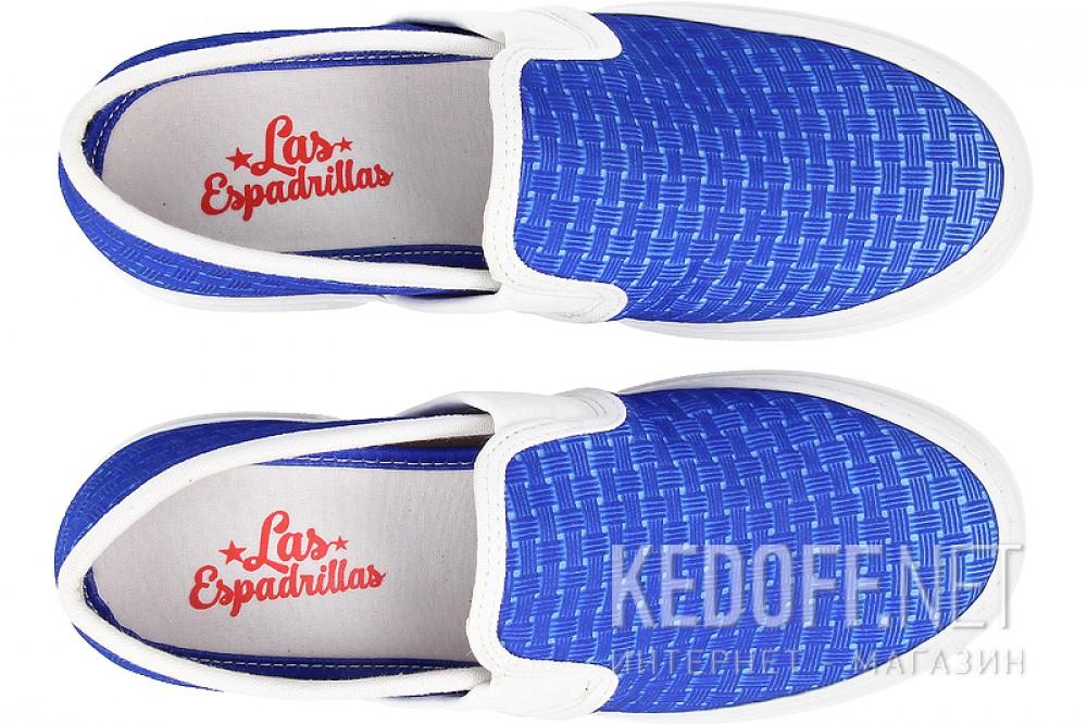 Кеды Las Espadrillas heel 5718-4140