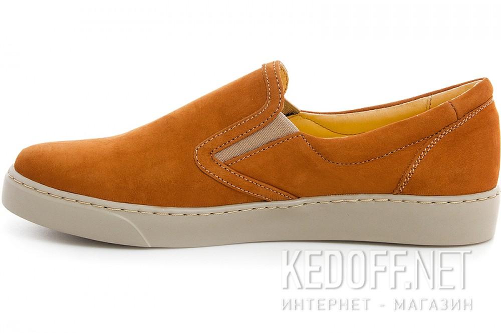 Men's loafers Las Espadrillas 6216-74Sl nubuck