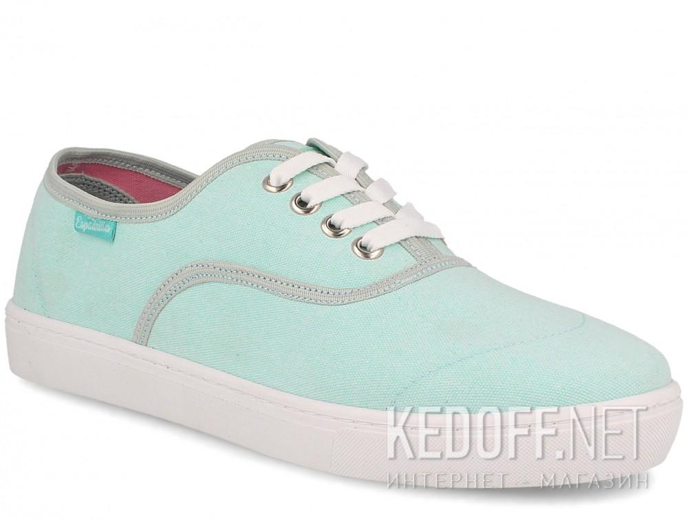 Кеди Las Espadrillas 8214-28 Mentol в магазині взуття Kedoff.net - 26305 ae01ab0b14423