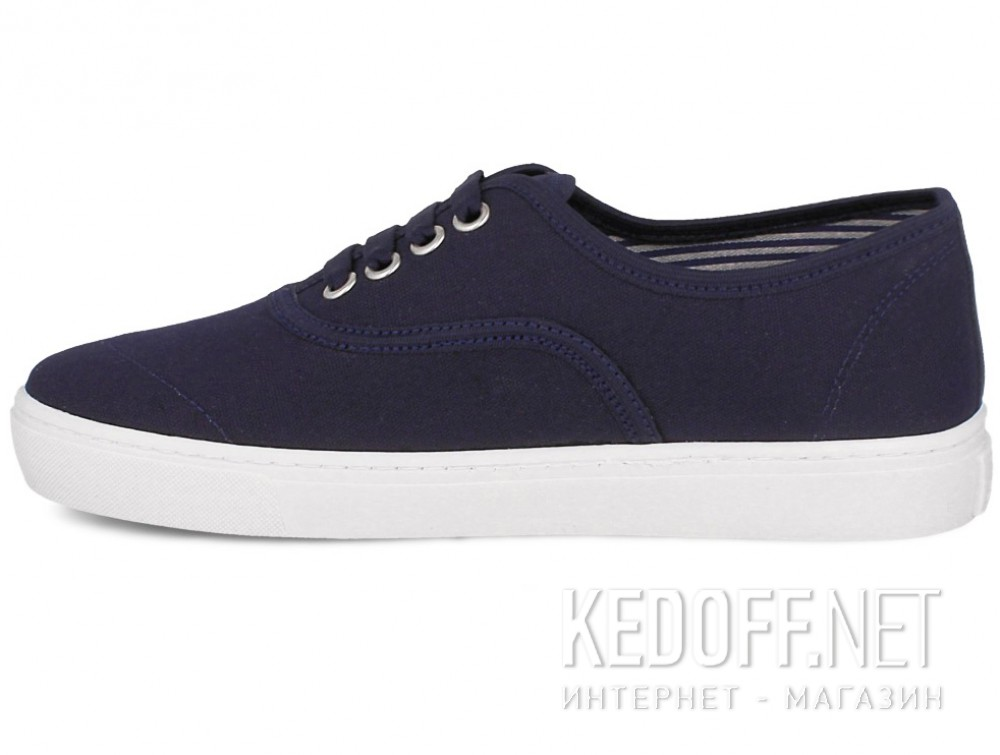 Кеди Las Espadrillas 8214-89 унісекс (Темно-синій) в магазині взуття ... f30b7b9274285