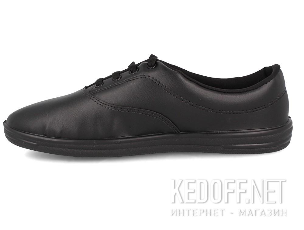 Кеды Las Espadrillas Brj-16-132 унисекс   (чёрный) купить Киев