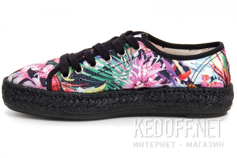 Women's sneakers Las Espadrillas D3734 made in Spain